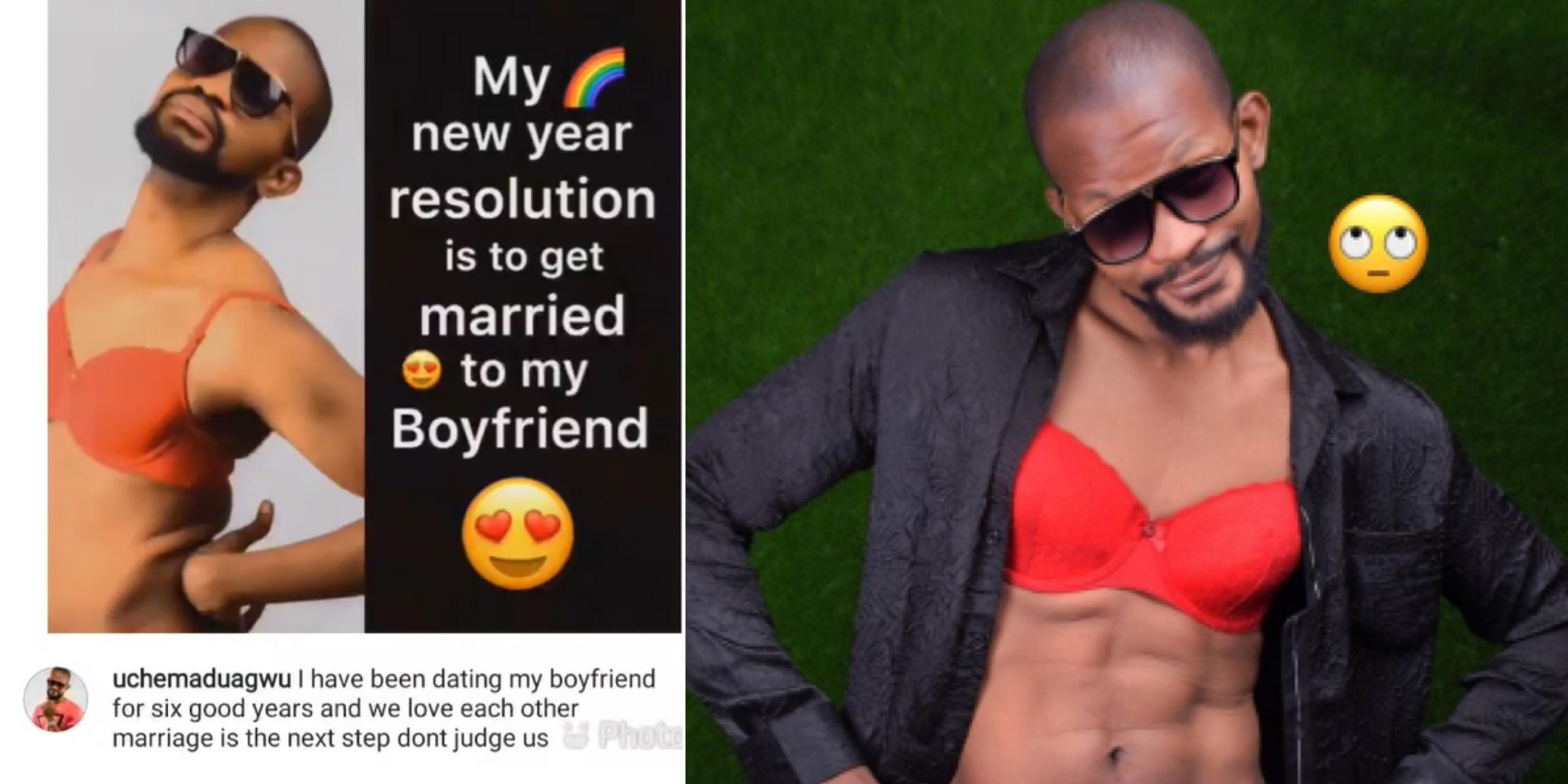 My new year resolution is to get married to my boyfriend of six years - Uche  Maduagwu reveals - AkPraise